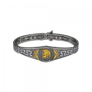 Spartan warrior bracelet B99
